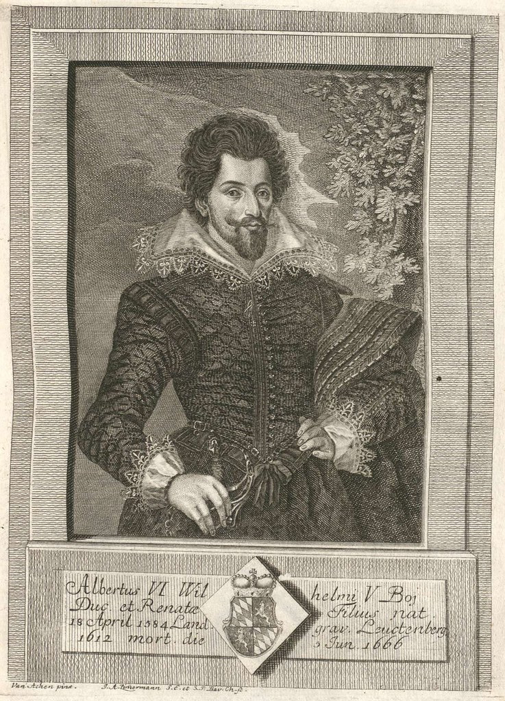Albertus VI 1666