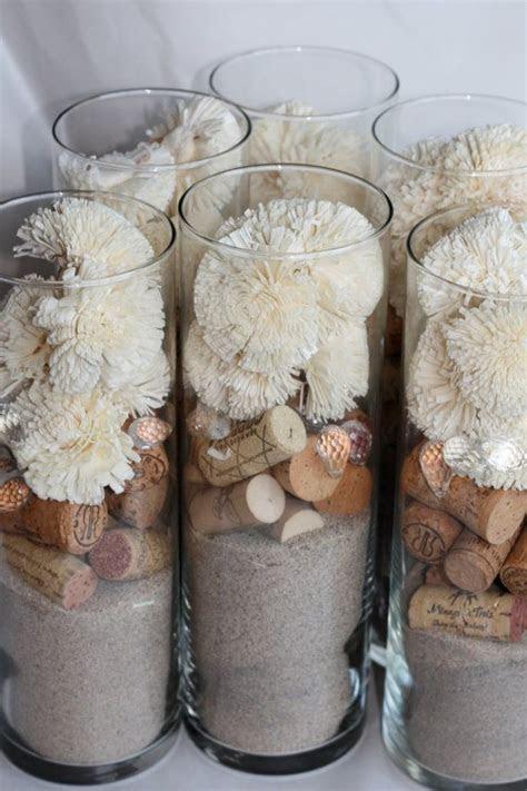 Best 25  Sand centerpieces ideas on Pinterest   Beach