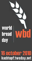 World Bread Day 2010 (submission date October 16)