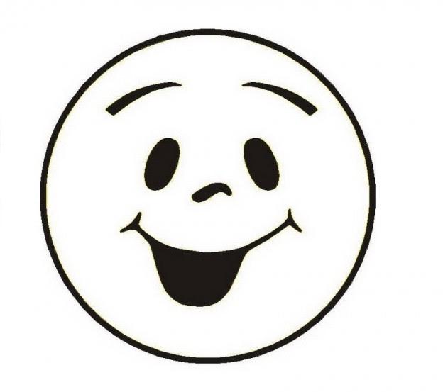 60 Dessins De Coloriage Smiley à Imprimer Sur Laguerchecom Page 4