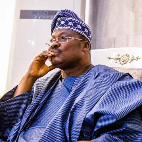 Former Oyo State Governor, Abiola Ajimobi is reportedly in a critical condition over Corona-virus complications.
