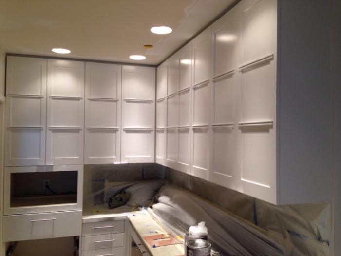 Cabinets: Brush/Roll vs Roll/Brush (spraying not an option ...