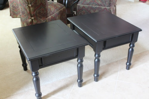 Painted Nightstands - Decorchick!