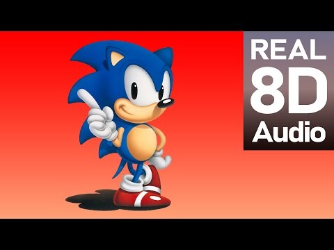 Sonic the Hedgehog Main Theme (Green Hill Zone Theme) | 8D Video Games Music. Use headphones.