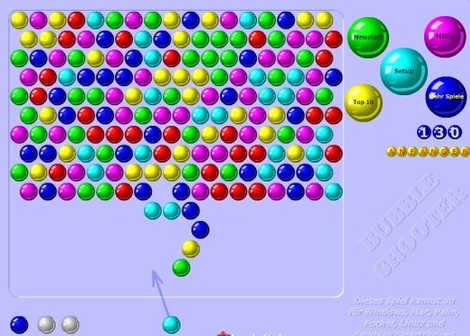 Jetzt Spielen Bubbles