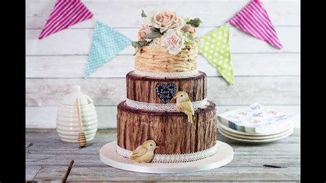 Karen Davies Cake Decorating Moulds / Molds   Rustic