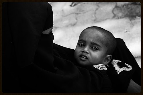 Mother I Finally Understood Why You Cover Your Face .. by firoze shakir photographerno1