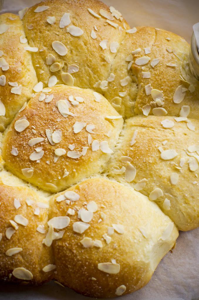 Bulgaaria lihavõttesai / Bulgarian Easter cake