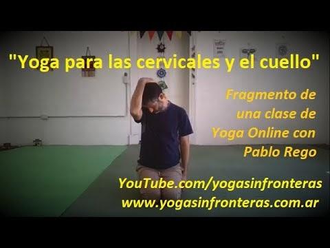 """Video: """"Yoga para las cervicales y el cuello"""""""
