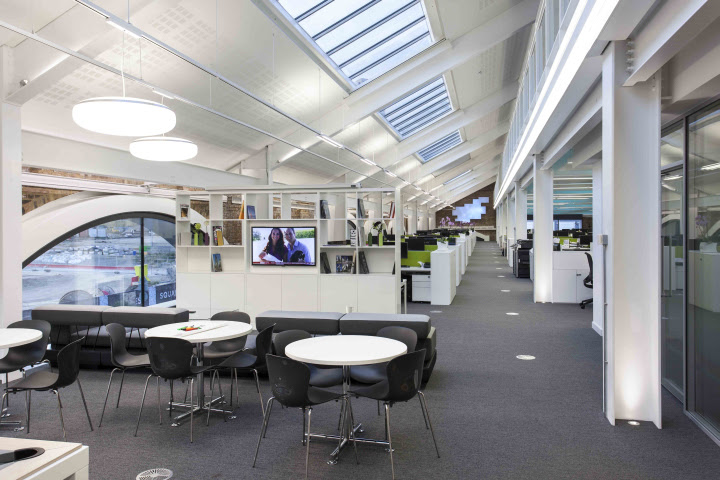 Hoare Lea Lighting Office London Uk