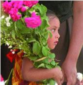 blossoms child