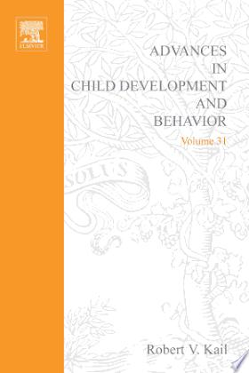 Free Advances in Child Development and Behavior