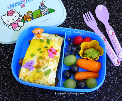Breakfast For Lunch Bento Pt. 4 by sherimiya ♥