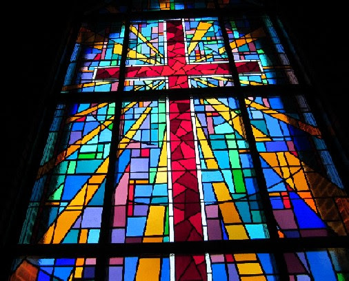 The Stained Glass Window My God My Music My Life
