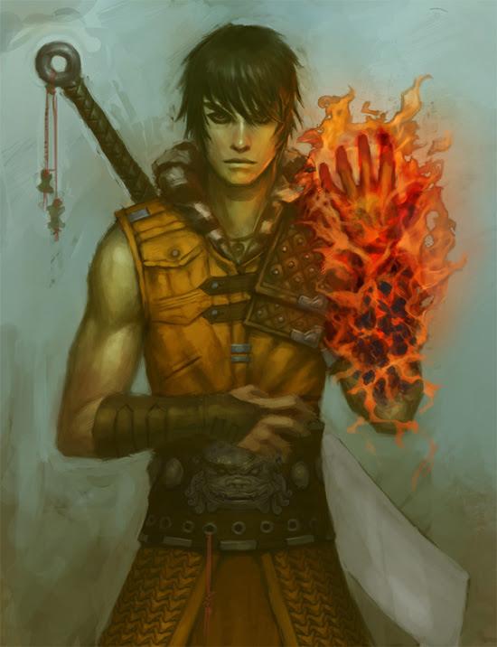 zodiac blades fire