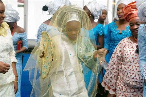 Yoruba Traditional Wedding in Lagos, Nigeria   #SLAM2014