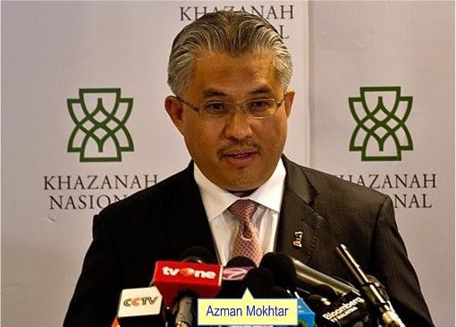 Najib Razak Cronies - Azman Mokhtar