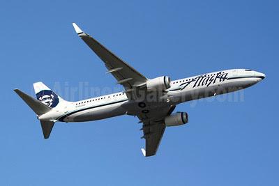 Alaska Airlines Boeing 737-990 ER WL N403AS (msn 41189) BFI (Joe G. Walker). Image: 909779.