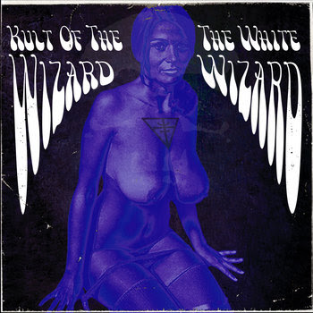 The White Wizard cover art