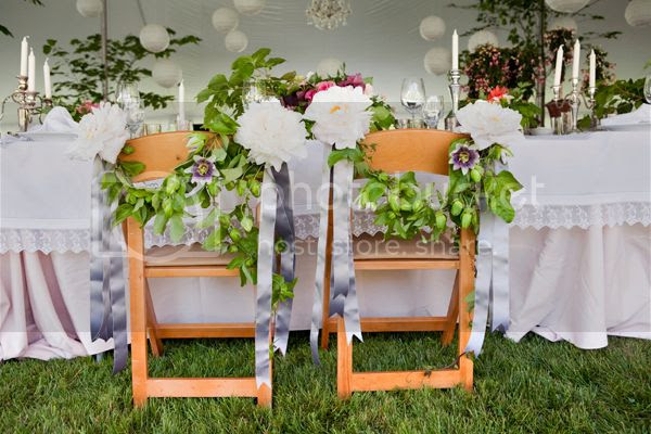 Dresses, flowers & all things wedding: Reception Country Style....