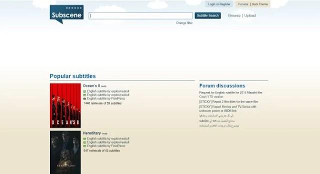 BEST 14 자막 다운로드 웹사이트를 소개합니다.