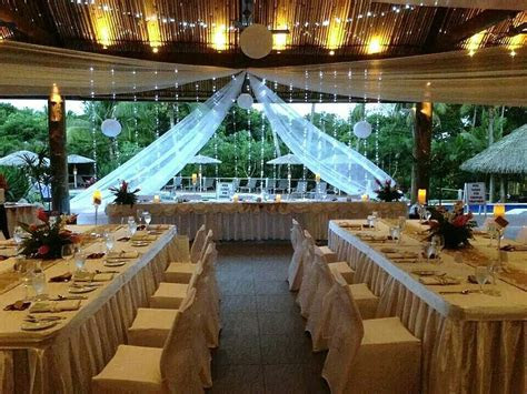 My wedding setup @ Vahavu, The Outrigger Fiji   My fijian