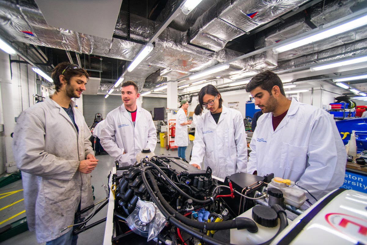 Mechanical Engineering BSc(Hons) degree course for 2018 ...
