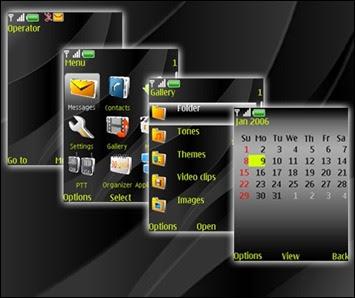 Download Tema Nokia 2730 Classic Wallpaper