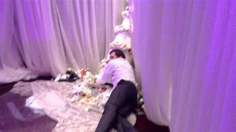 Wedding cake fail   YouTube