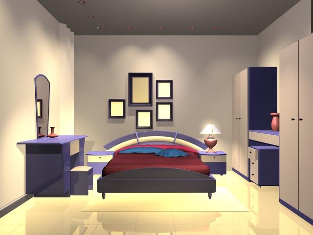 Inspiring Bedroom Design In 3ds Max Inspiring Bedrooms Design A Z