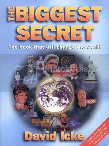David Icke - The Biggest Secret, The Book That Will Change The World