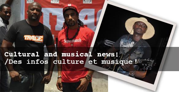 infos culture et musique