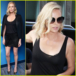 Charlize Theron Reacts to Chris Hemsworth's James Bond Endorsement!