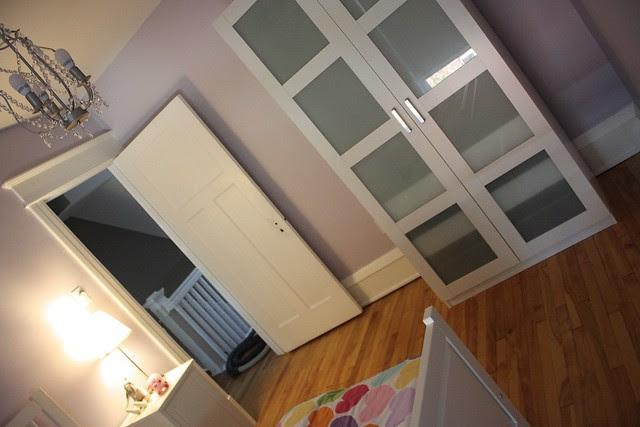 lilah's new bedroom