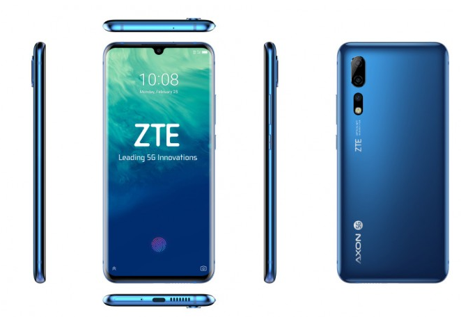 ZTE Axon 10 Pro to arrive on May 7 - new listing confirms