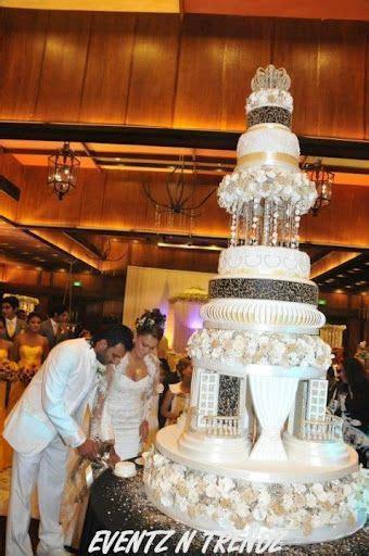 Beautiful Sri Lankan Wedding cake.   Wedding