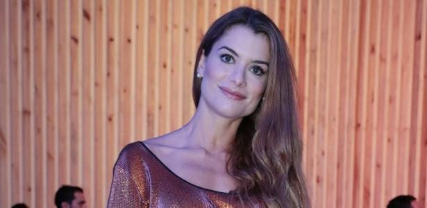 """Alinne Moraes será uma das protagonistas de """"Rock Story"""""""