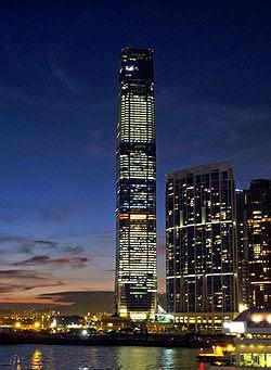 International Commerce Centre 201006.jpg