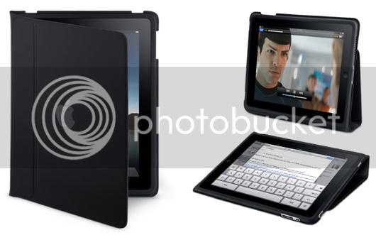 iPad in iPad Case