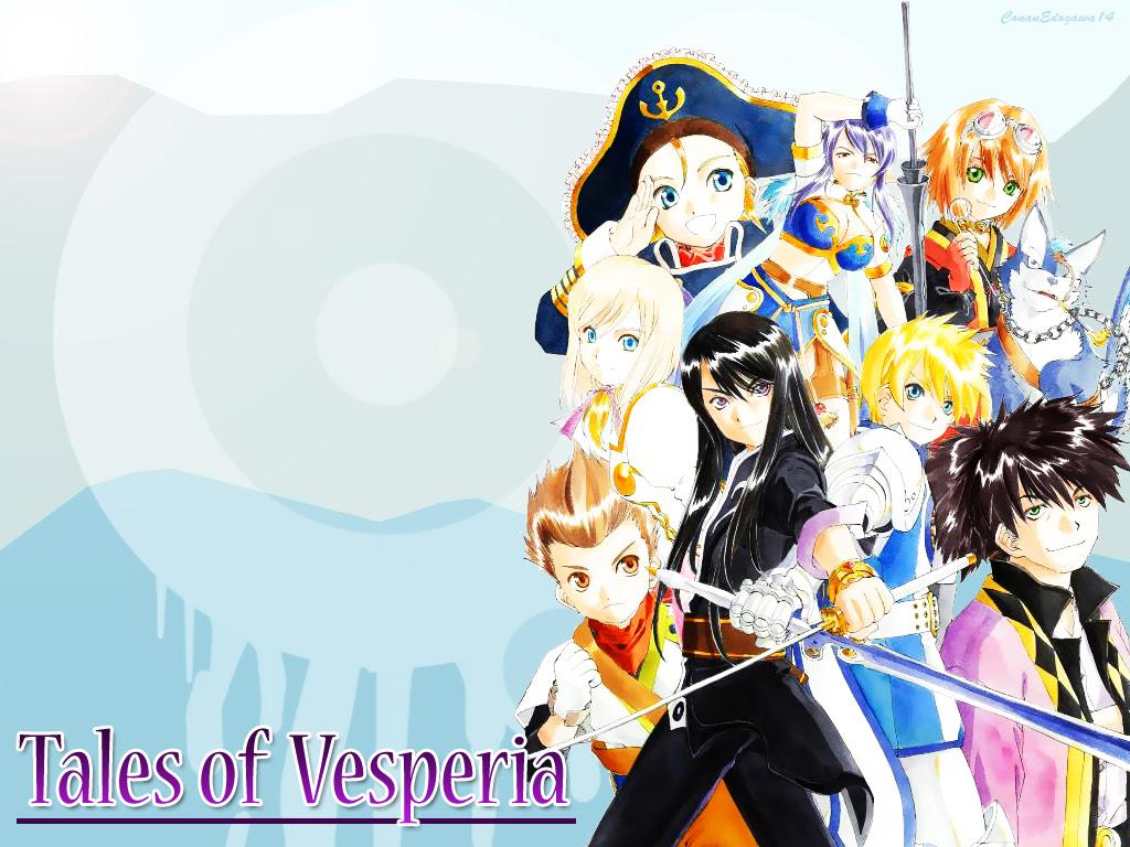 Tales Of Vesperia Wallpaper Tales Of Vesperia Minitokyo