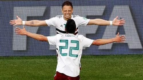 México vence Coreia do Sul fica próximo da 2ª fase