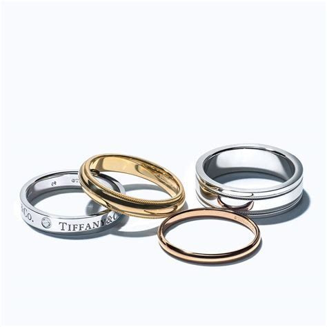 Wedding Rings & Wedding Bands   Tiffany & Co.