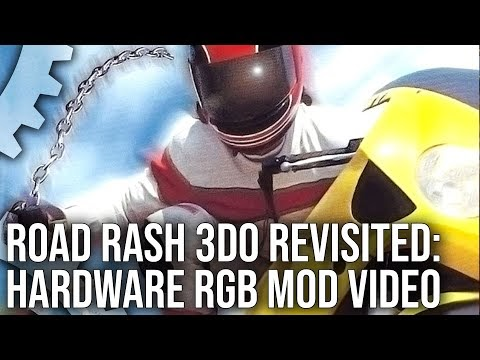 Revisiting Road Rash on 3DO - one of the system's greatest games