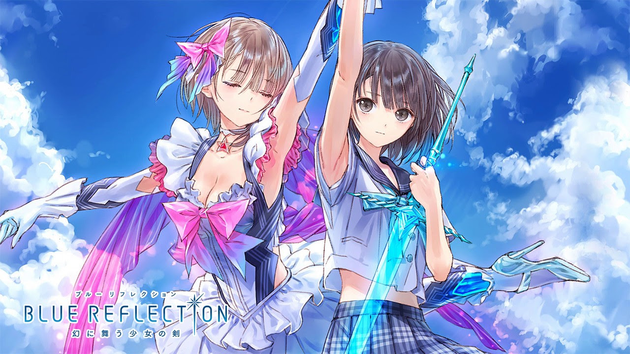 Blue Reflection is coming west to PS4 and PC screenshot