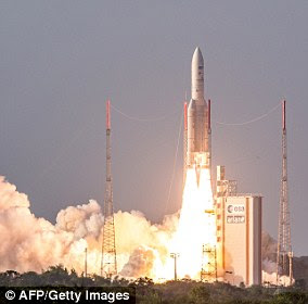 It could also make 'superfuel' for rockets