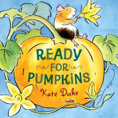 Cover image for Ready for pumpkins