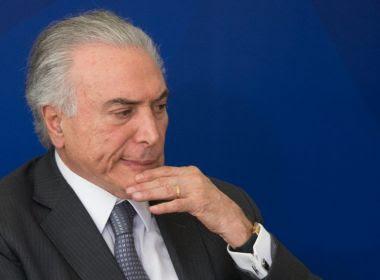 Metade dos ministros de Temer é investigada pela Comissão de Ética da Presidência