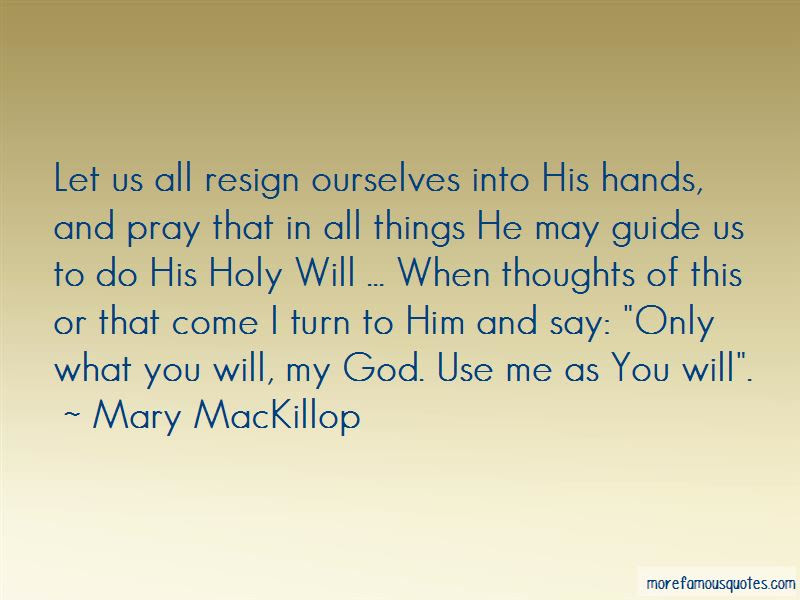 God Will Guide You Quotes Top 22 Quotes About God Will Guide You