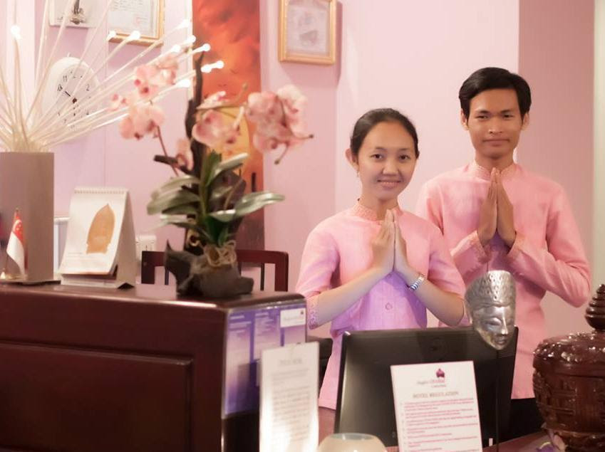 Angkor Orchid Central Hotel Reviews