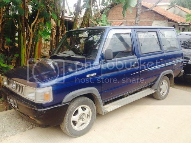 TOYOTA KIJANG GRAND EXTRA TH 96 | Kaskus - The Largest ...